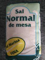 Sal fina - Product