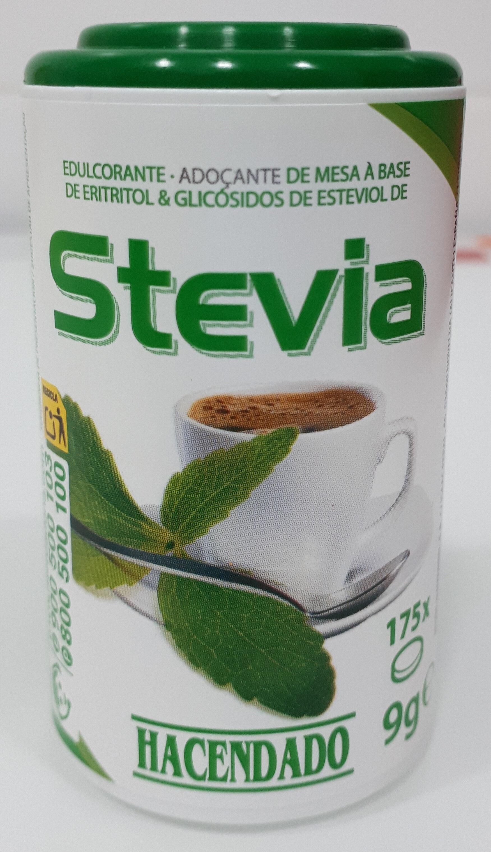 Stevia en pastillas - Producto - es