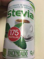 Stevia en pastillas - Produit