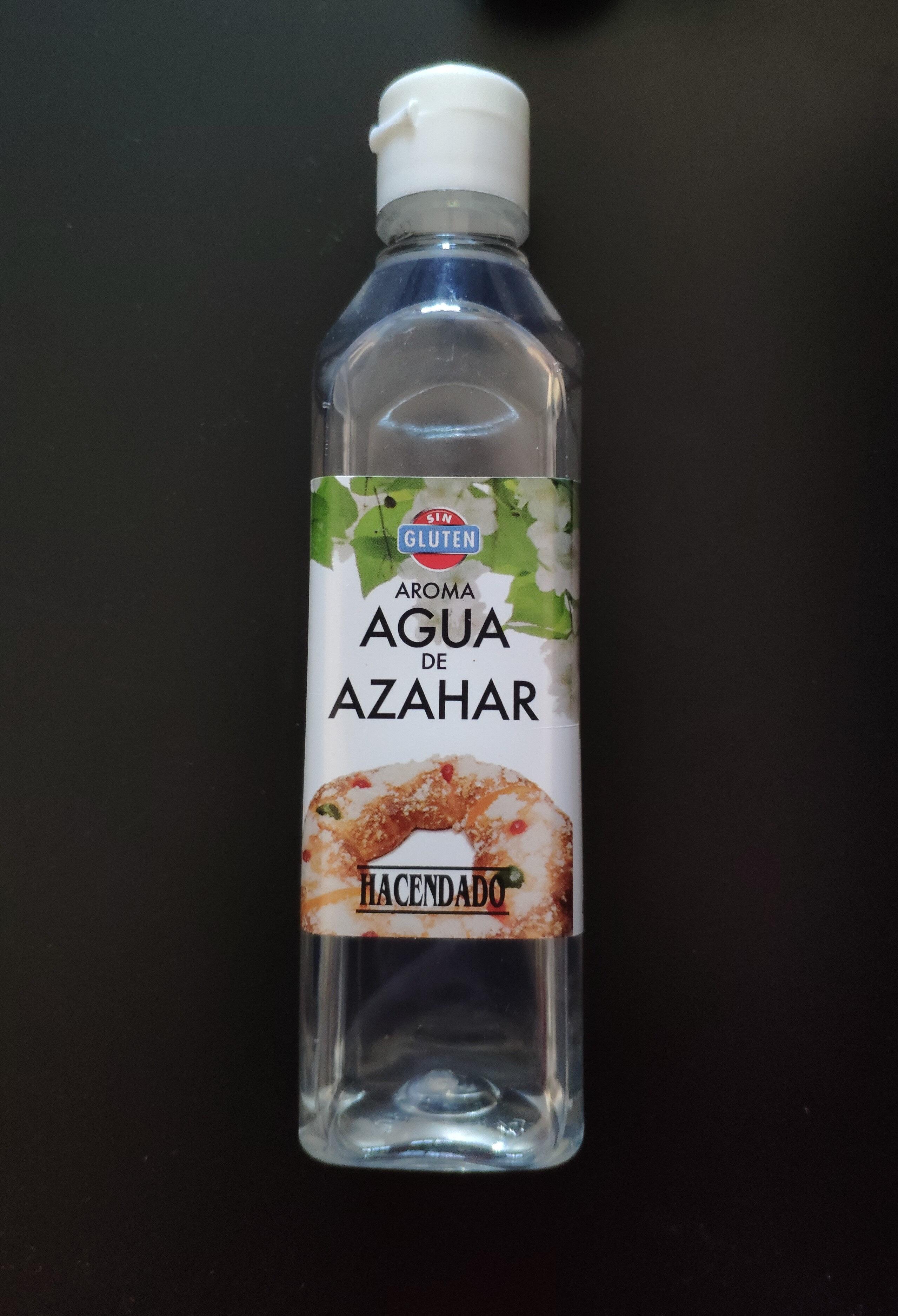Aroma agua de azahar - Producte - es