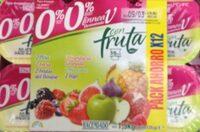 Linea V con fruta - Producte