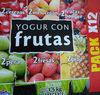 Yogur con frutas - Producto