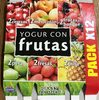 Yogur con frutas - Produit