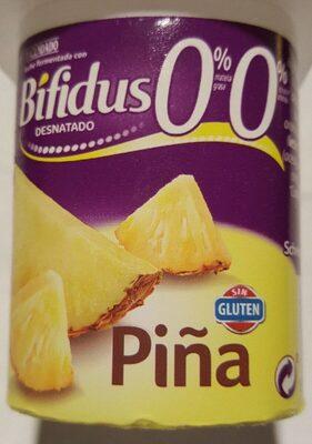 Bífidus piña 0% - Producto - es