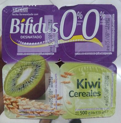 Bifidus kiwi cereales - Producto