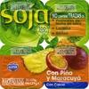 Postre de soja con piña y maracuyá - Producte
