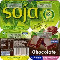 Soja Chocolate - Product - en