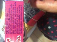 Yogur fresa - Ingredientes - es