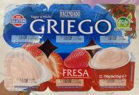 Griego fresa - Product - es
