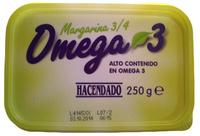 Margarina Omega 3 Hacendado - Product