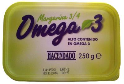 Margarina Omega 3 Hacendado