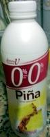 Yogur para beber 'piña' - Producto
