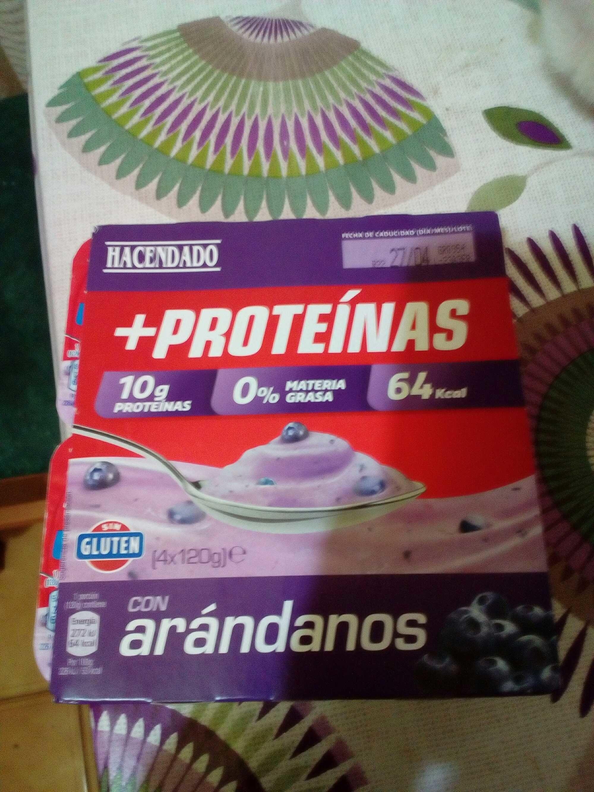+proteínas con arándanos - Product - es