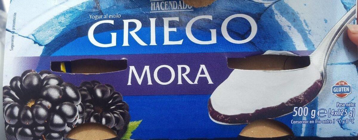 Griego Mora - Producte