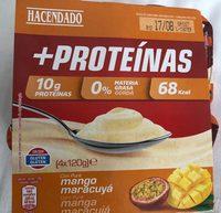 Yogurt +proteinas - Producte
