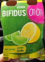 Bifidus con lima - limon 0% - Producto - es