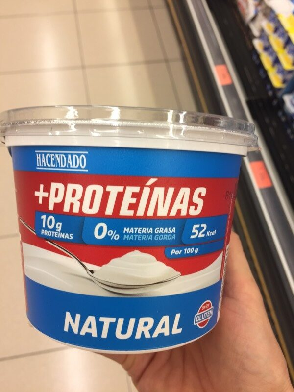 +Proteínas Natural - Producte