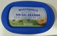Mantequilla sin sal añadida - Producto - es