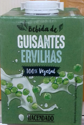 Bebida de Guisantes - Produit