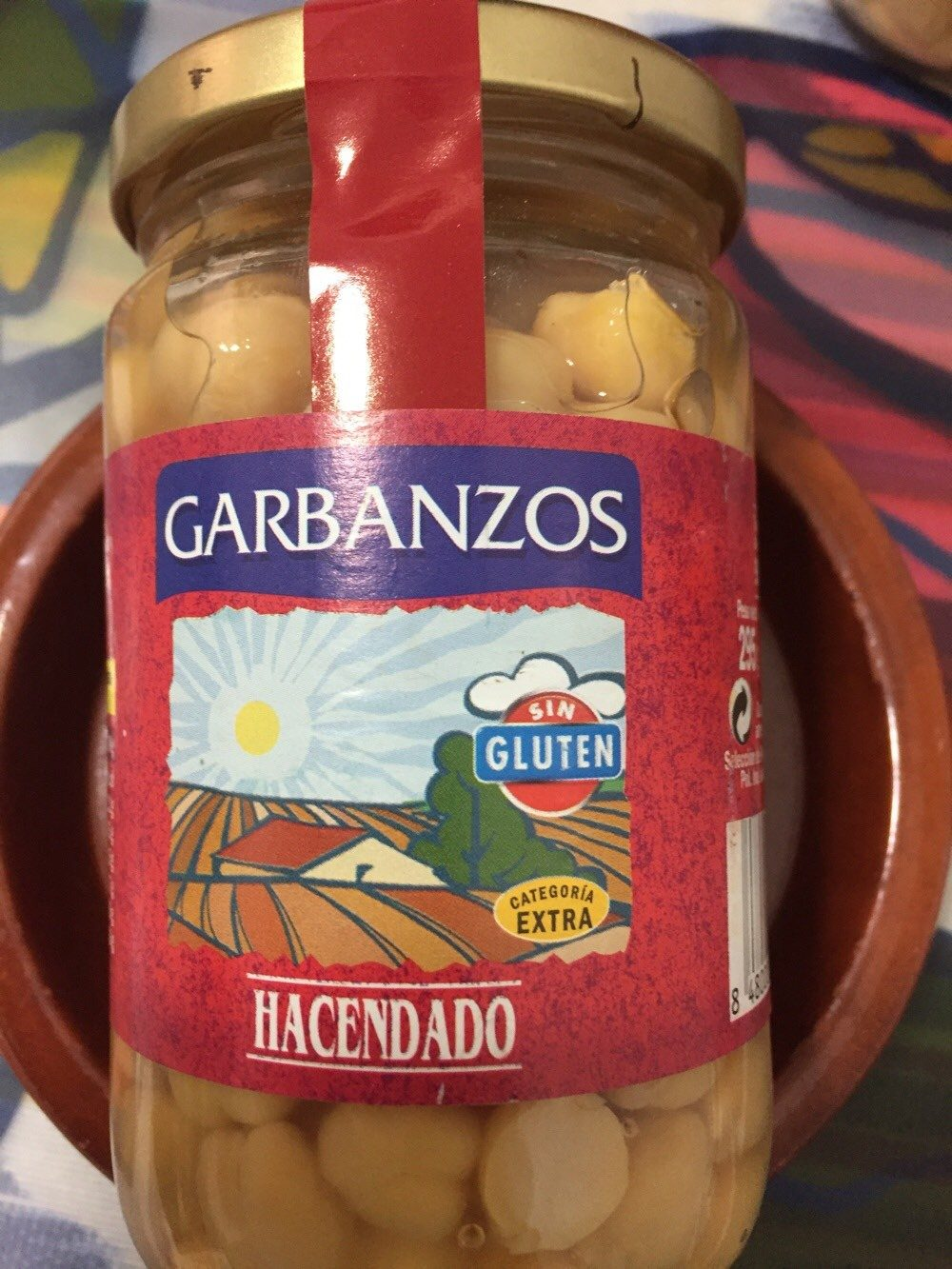 Garbanzos - Produkt