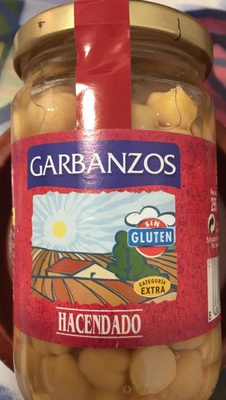Garbanzos - Product