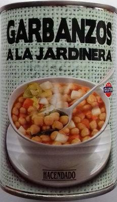 Garbanzos a la Jardinera - Producte