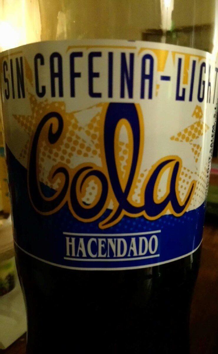 Cola - Producto