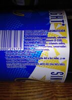 Cola - Ingredientes