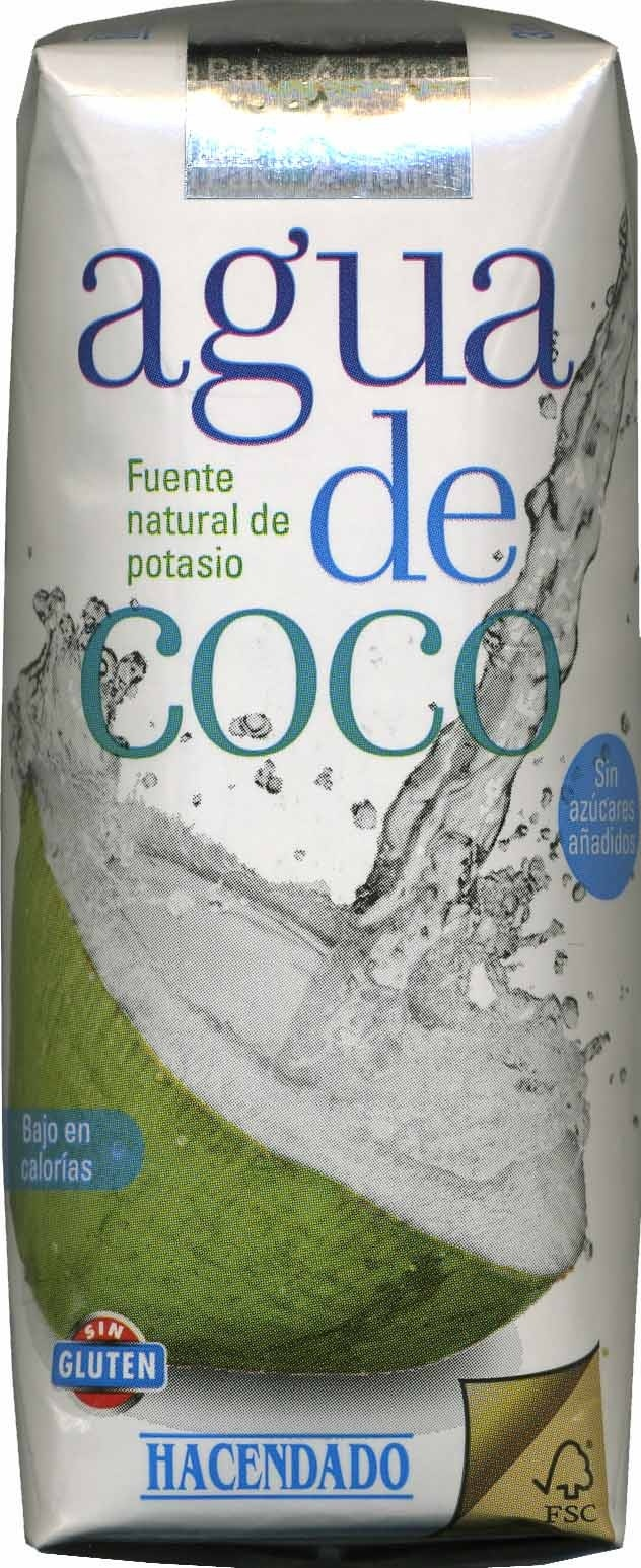 Agua de coco - Product - es