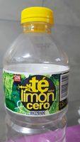 Té limón cero - Producto