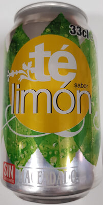 Té sabor Limón