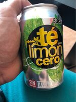 Te limon cero - Producto