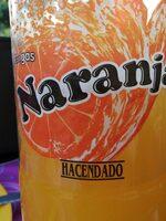 Naranja con gas - Producto - es