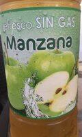 Refresco sin gas manzana - Product - es