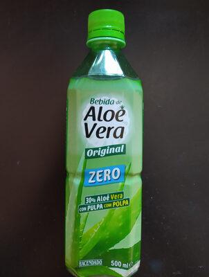 Bebida áloe vera zero - Producto - es