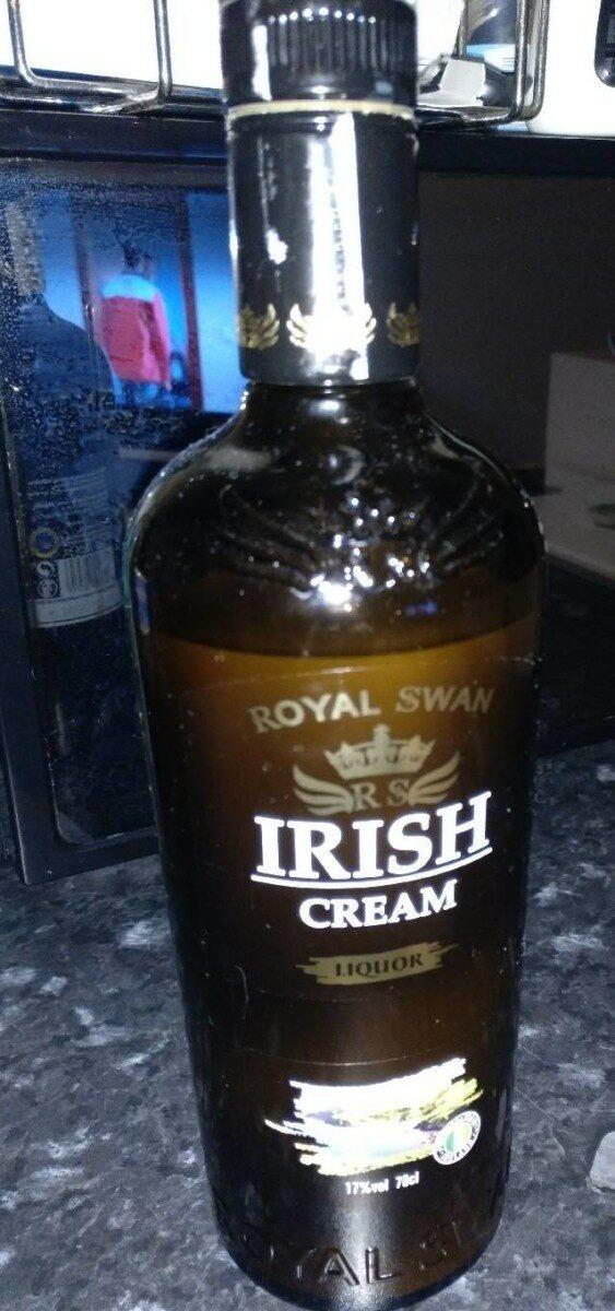 Irish cream - Product