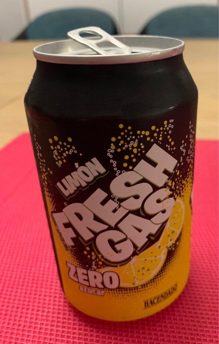 Fresh gas limon zero - Product - es