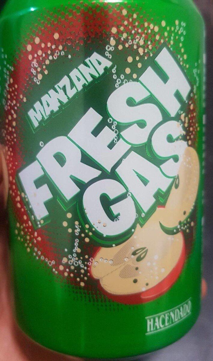 Fresh gas manzana - Producto - es