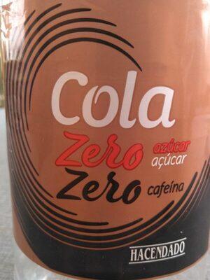 Cola zero zero