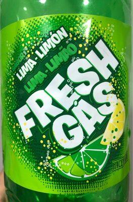 Fresh gas lima-limón - Product