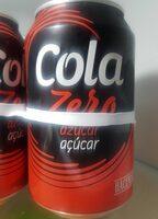 Cola zero Hacendado - Producto - es