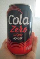 Cola Zero - Producto - es