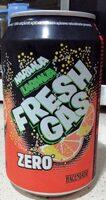 Fresh gas naranja zero - Prodotto - es