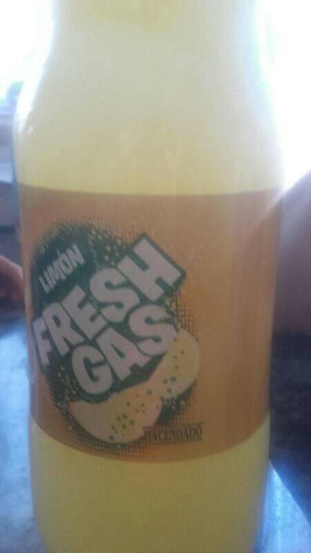 Limón fresh gas - Producto - es