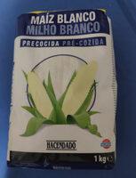 Harina de maíz blanco precocida - Producto - es