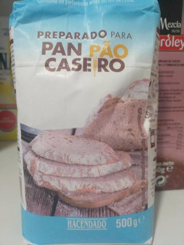Preparado para pan casero - Producte