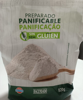 Preparado panificable sin gluten - Produit - es