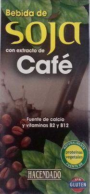 Bebida de Soja con extracto de Café - Producto