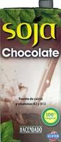 Bebida de soja y chocolate - Producto - es