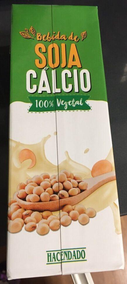 Bebida de soja calcio - Product